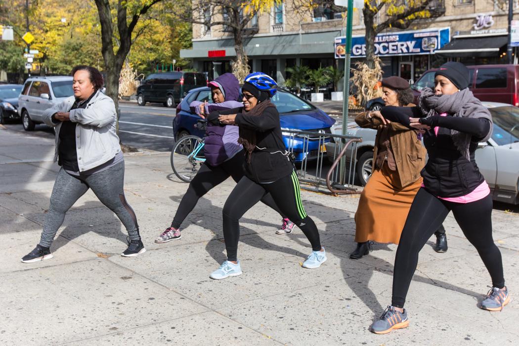 Yoga and Biking