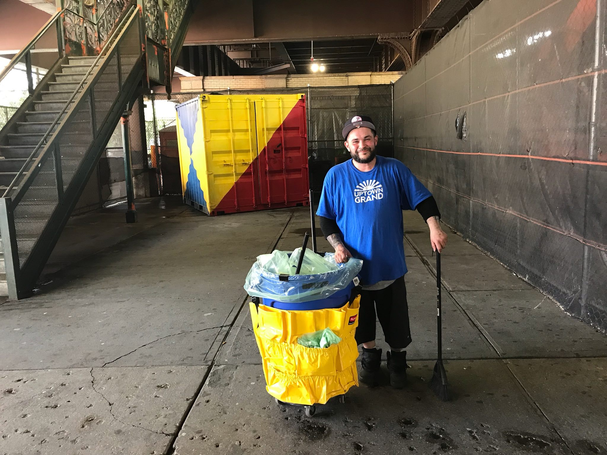 Supplemental Street Cleaning