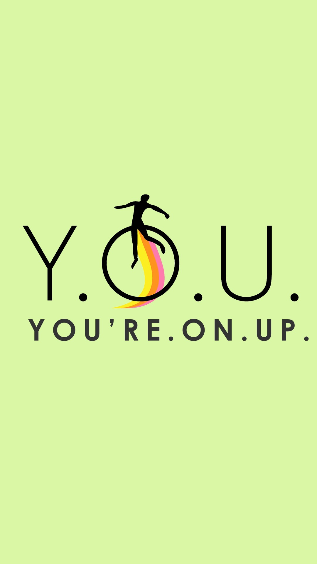 You're.On.Up's Logo