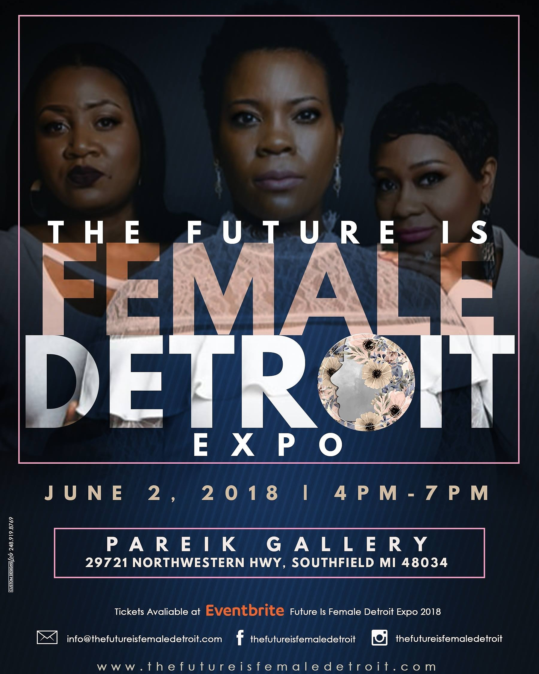 The Future is Female Detroit Expo