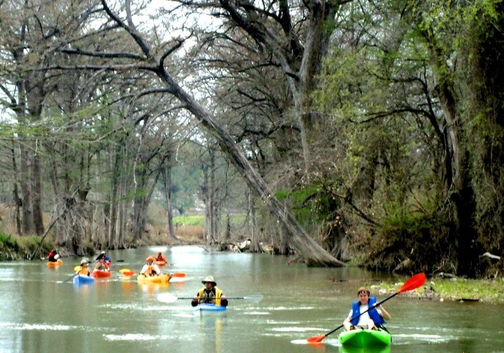 Experiential Recreation- Kayaking