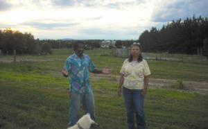 Vanguard Ranch Owners, Renard & Chinette Turner