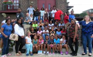 Broadway Christian Church Summer Reading Program 2016