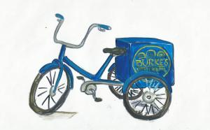 Burke's tricycle