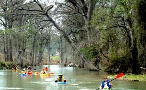 Experiential Recreation- Kayaking