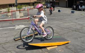 Teeter obstacle