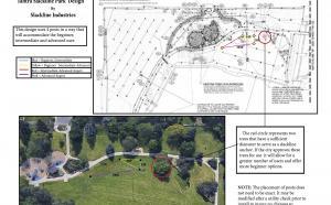 Tantra Slackline Park Plan