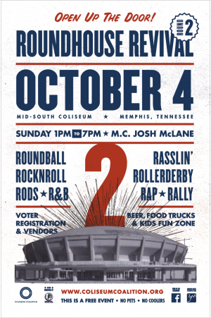Roundhouse Revival 2 - Open Up the Door!