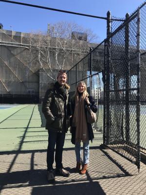 Astoria Park Tennis Courts