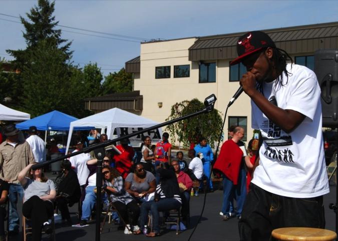 Terrance Hamilton; Tacoma Weekly